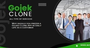 Why should you prefer a Gojek Clone App in Daily life as a customer?