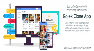 Gojek Clone App: Multi Service Business at your fingertips in Cambodia