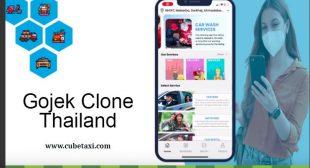 Gojek Clone Thailand