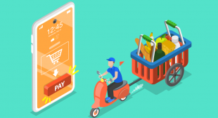 kick start an online grocery store using our Tesco clone app