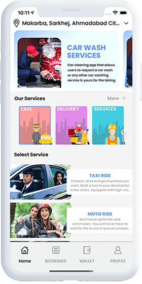 Gojek Clone – Start Your Multi-service Business With A Well-feature App Like Gojek