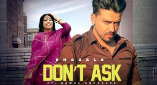 Don't Ask Lyrics – Khazala