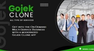 Why Gojek Clone is the Best Choice for New Entrepreneur for Doing Business?