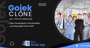 Enjoy The Monopoly In The USA Market Launching Gojek Clone in 2021