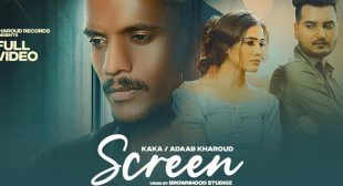 Screen Lyrics – Adaab Kharoud