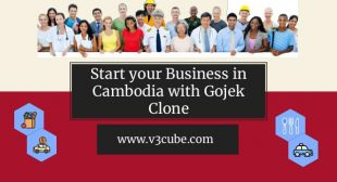 Start your Business in Cambodia with Gojek Clone