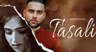 Tasali Jhooth Lyrics