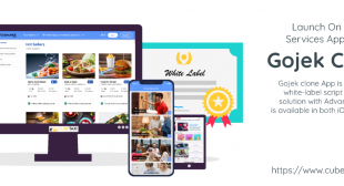 Gojek Clone Script To Launch Your Multi-services Business In Short Time with CubeJekX 2021