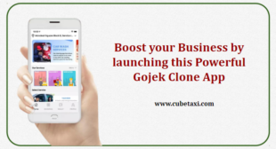 Boost your Business by launching Powerful Gojek Clone App