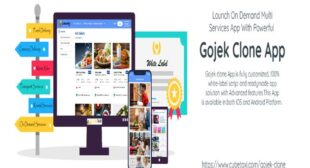 Why Gojek Clone Is Trending? What Makes It Best Business Solution For Entrepreneurs?