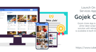 Launch Your Multi-Service Business With The Best Gojek Clone Instantly