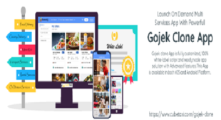 Gojek Clone – Grow And Scale Up Using On-Demand Multiservices Cubejekx2021 At Reasonable Price
