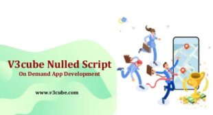 V3cube Nulled Script On Demand App Development