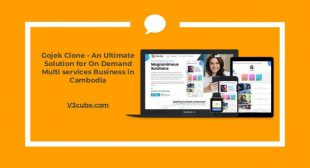 Gojek Clone – An Ultimate Solution for On Demand Multi services Business in Cambodia