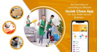 Gojek Clone – Expand Your Multisevices Business Using On-Demand Multiservices App