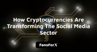 How Cryptocurrency Transforming The Social Media Sectors