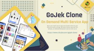 TRANSFORM YOUR ON-DEMAND MULTI-SERVICE BUSINESS USING GOJEK CLONE APP