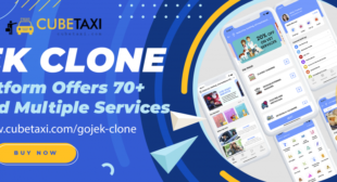 Learn How Gojek Clone Can Become Your Customer's First Choice App