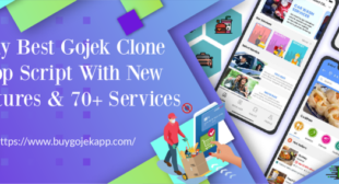 GOJEK CLONE: ONE STEP SOLUTION TO START YOUR ON DEMAND MULTI SERVICE APP