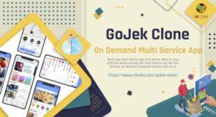 Gojek Clone Script Helps In Boosting Your Business Revenues