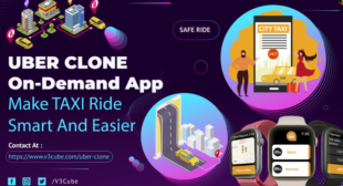 Uber Clone – Establish Profitable Online Taxi Booking App Solution In A Week