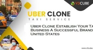 Uber Clone – Establishes Your Taxi Business Into A Successful Brand in United States
