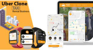 Earn Millions By Launching Feature Advanced and Customizable Uber Clone App