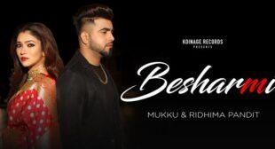 Besharmi Lyrics – Mukku