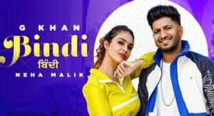 Bindi Lyrics – G Khan
