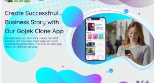 Gojek Clone – Build Your On-Demand Multiservices App With Profitable Features
