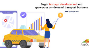 Modernize the transport industry by creating a Taxi booking software