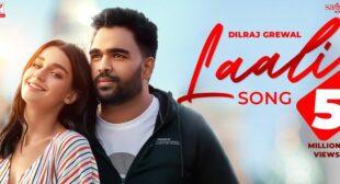 Laali Lyrics – Dilraj Grewal