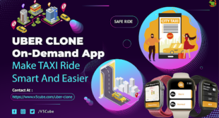Uber Clone – Launch Powerful Customized On-Demand Taxi App To Digitalize The Taxi Business