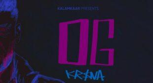 OG Lyrics – Kr$na