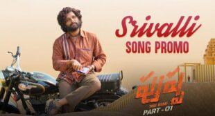 Srivalli Lyrics – Pushpa
